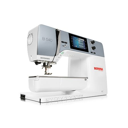 Foto BERNINA 540 naai- en borduurmachine